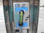 Recalling 1993, dial 1-855-FOR-1993 from a Manhattan payphone to hear a first-hand account of the neighborhood in 1993.