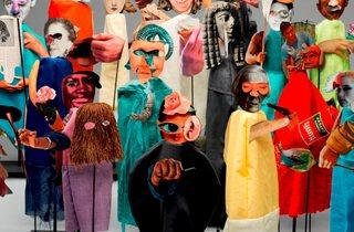 Dada Puppet Workshop