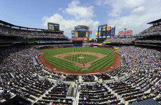 (Photograph: Marc S. Levine/New York Mets)