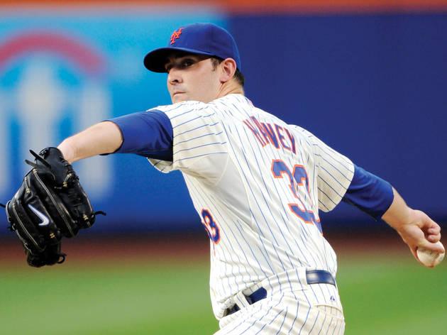 (Photograph: Marc S. Levine/New York Mets)
