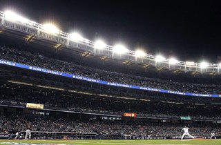 (Photograph: Courtesy New York Yankees. All rights reserved.)