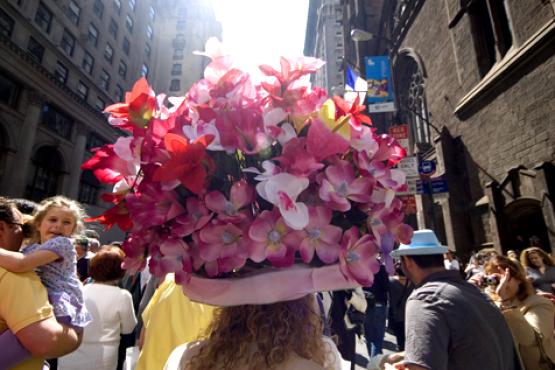Easter Parade and Bonnet Festival 2010