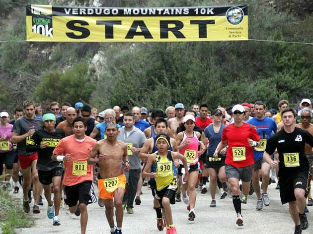 Verdugo Mountain 10K