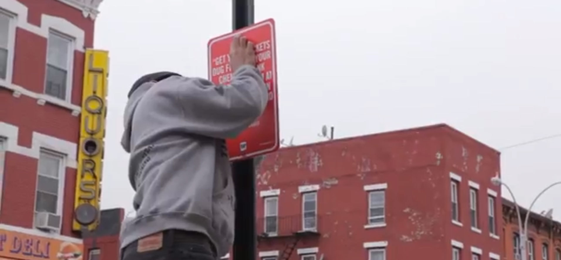 """Video: """"Rap Quotes,"""" street-art project of the moment (2013)"""