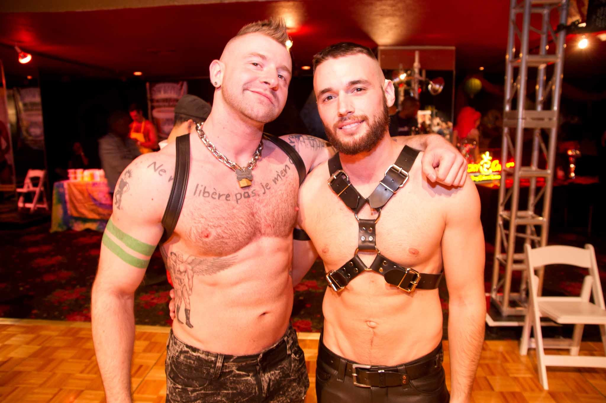 Bondage Events Nyc