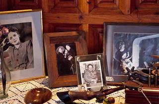 Objetos personales del Indio (Foto: Alejandra Carbajal)