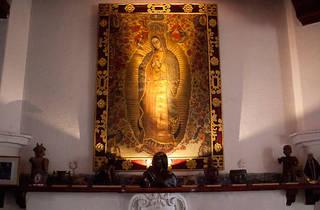 Virgen del siglo XVIII (Alejandra Carbajal)