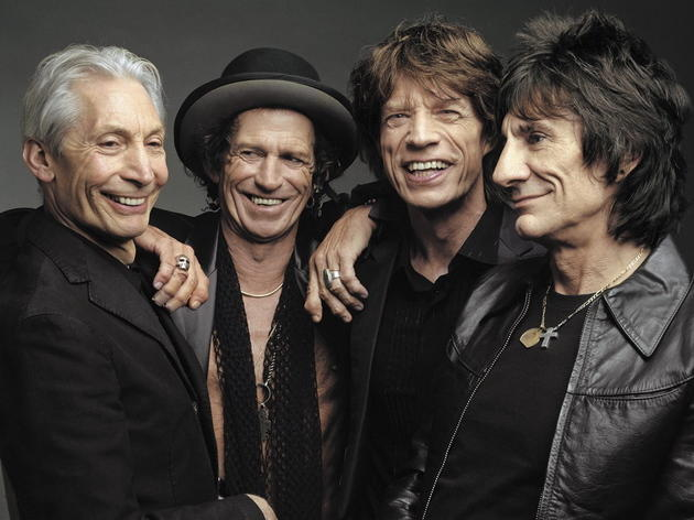 BRITISH SUMMER TIME: The Rolling Stones