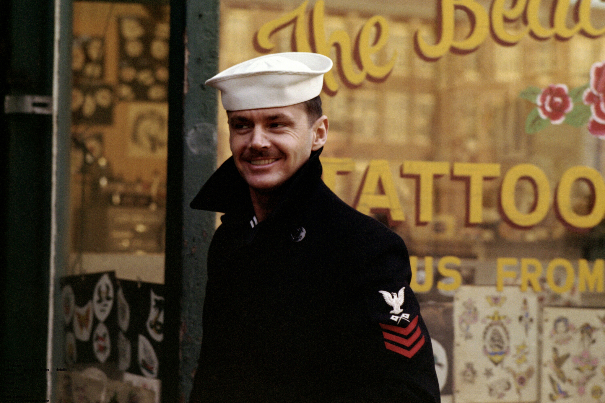 The Last Detail: movie review (1973), directed by Hal ...