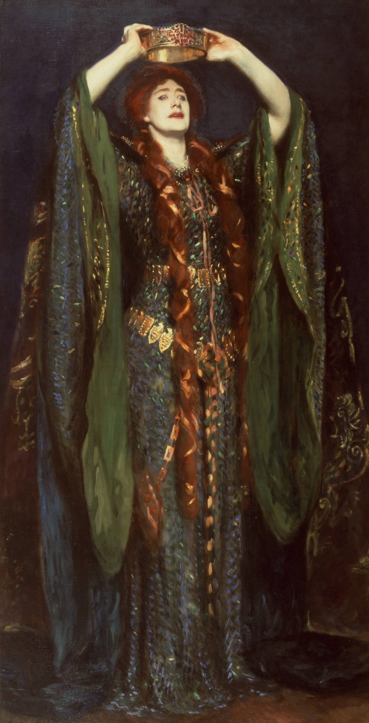 'Ellen Terry as Lady Macbeth' at Tate Britain