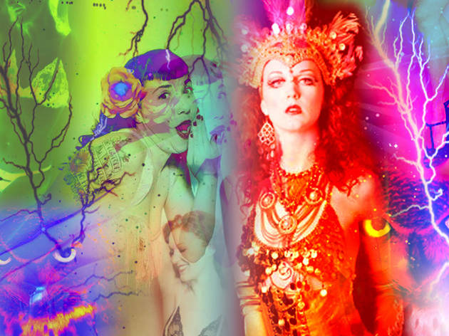 Epic Win Burlesque: The New Nerd Revue