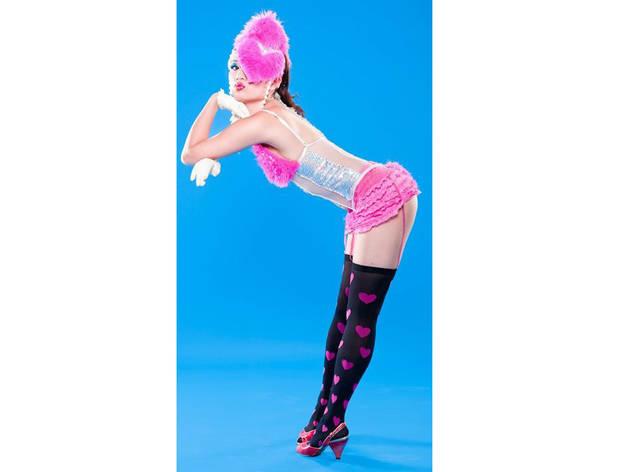 Kiki's Paper Dolls Burlesque: Zodiac Burlesque