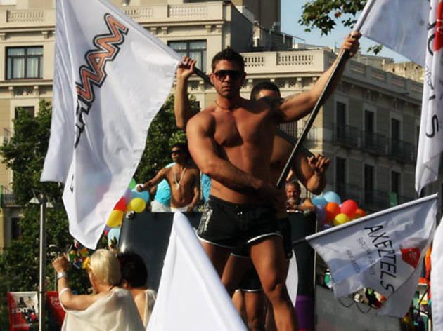 Pride 13: Desfile