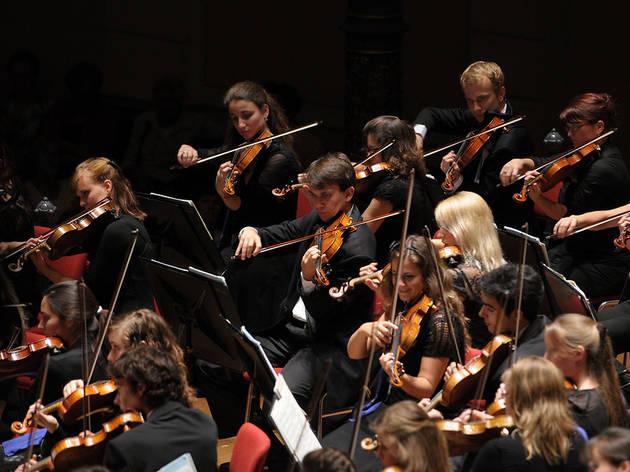 Palau 100: European Union Youth Orchestra + Vladimir Ashkenazy