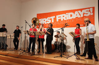 First Fridays! at the Bronx Museum of the Arts