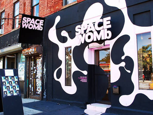 SPACE Womb Gallery