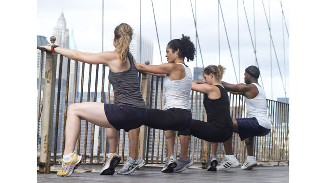 Brooklyn Bridge Boot Camp