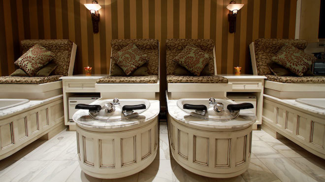 Treat yourself to some TLC at Queen Jane Day Spa