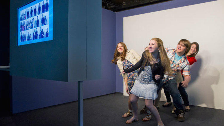 Photograph: Brian Palmer/Museum of the Moving Image