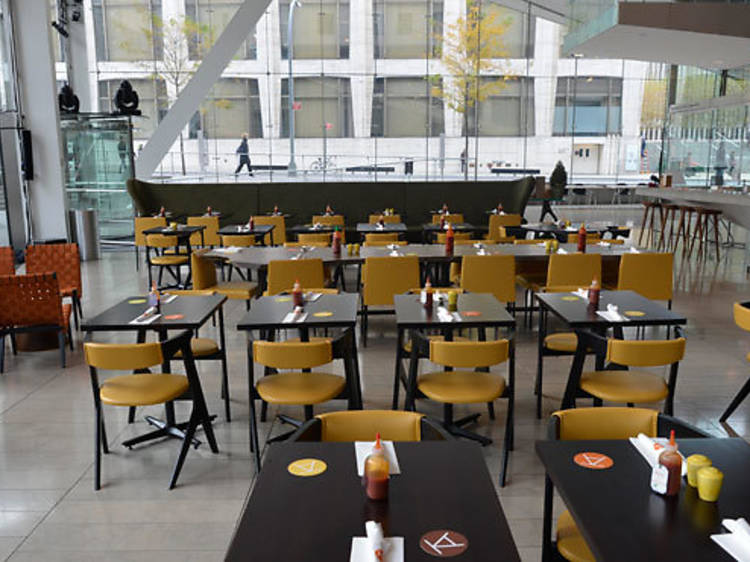 American Table Café and Bar by Marcus Samuelsson