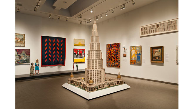 Go back in time at the American Folk Art Museum