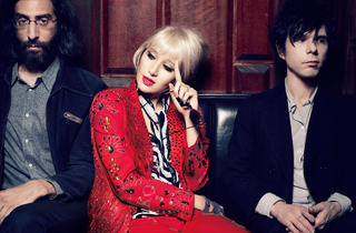 Yeah Yeah Yeahs + Higgins Waterproof Black Magic Band + Creep
