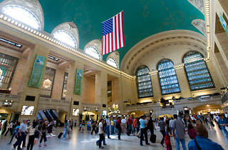 Earth Day at Grand Central