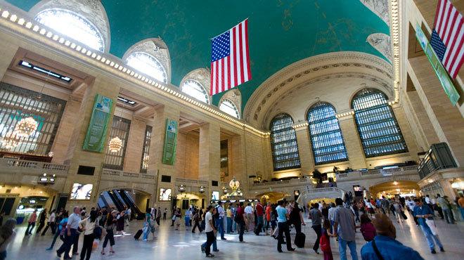 Explore the secrets of Grand Central Terminal