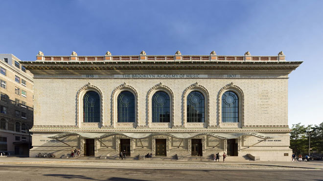 Immerse yourself in world culture at the Brooklyn Academy of Music