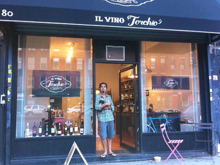 Discover a new wine at Il Vino Torchio
