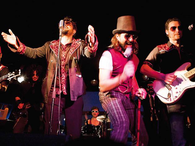 Los Toros Live!