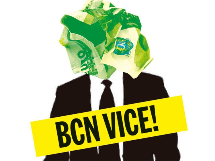 Escenaris de la Barcelona corrupta