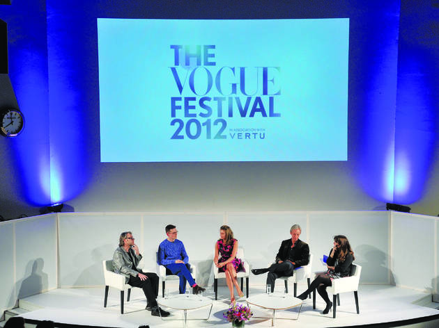 The Vogue Festival 2013