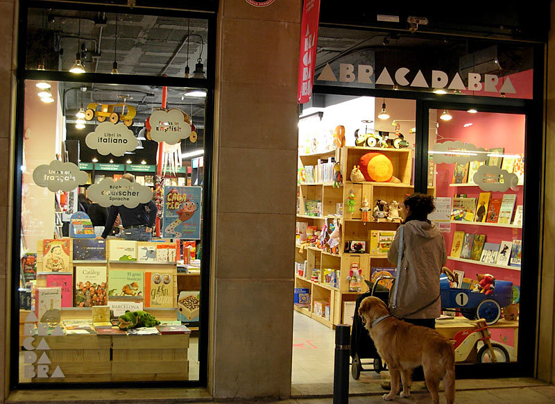 Librer as infantiles tiendas time out barcelona - Librerias en ingles ...