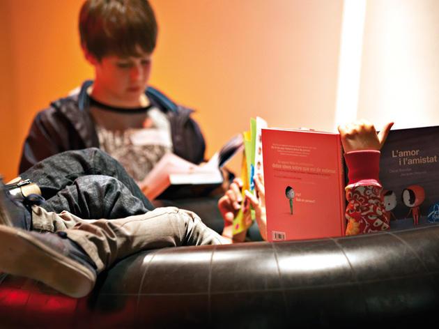 Llibreries infantils