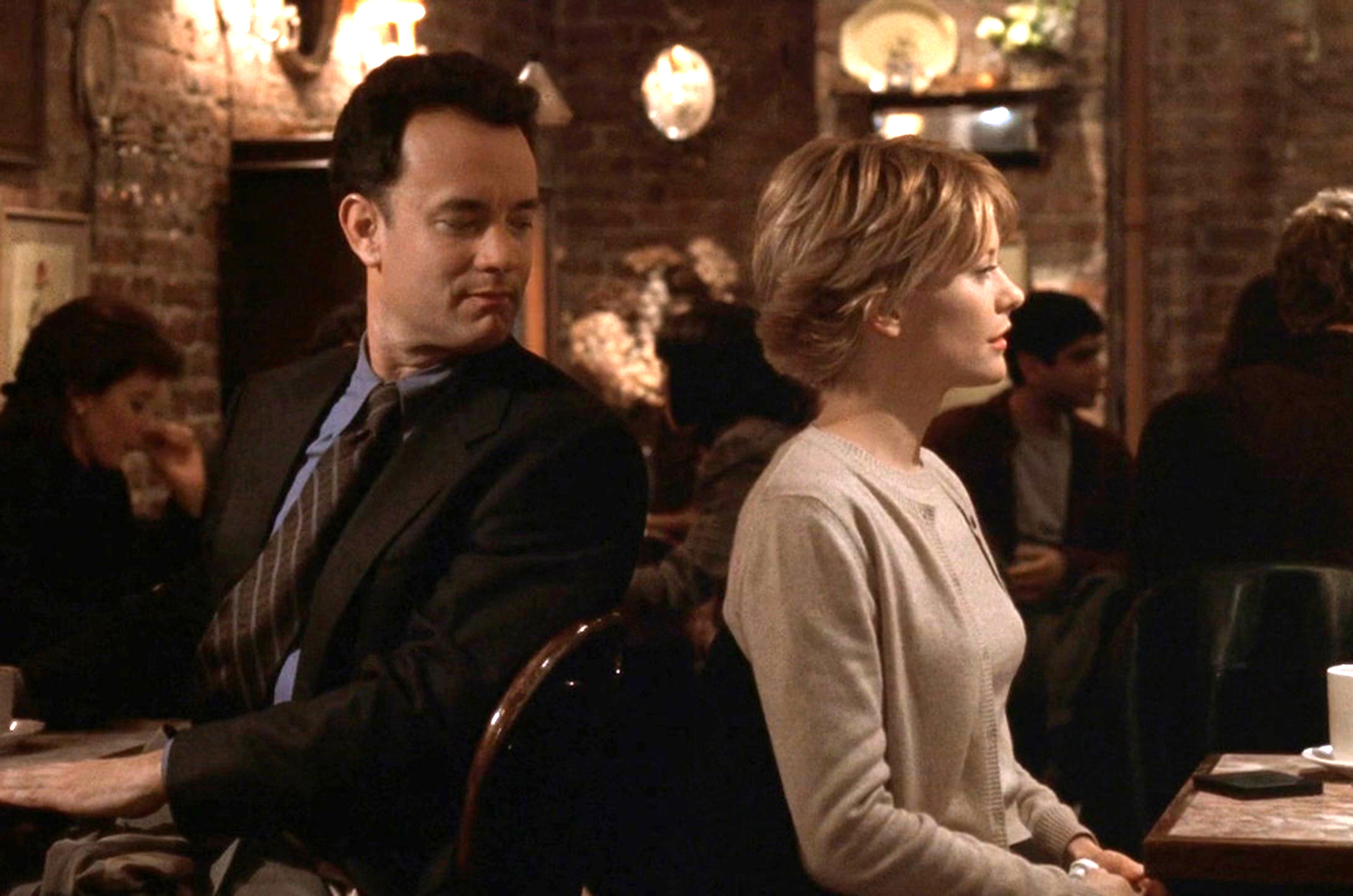 How to live your life like a romantic comedy, You've Got Mail
