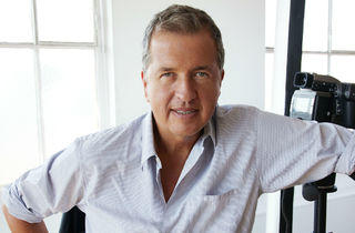 The Vogue Festival 2013 in association with Vertu: Mario Testino