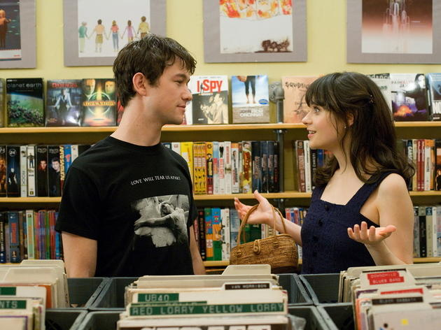 Romance movie: (500) days of summer