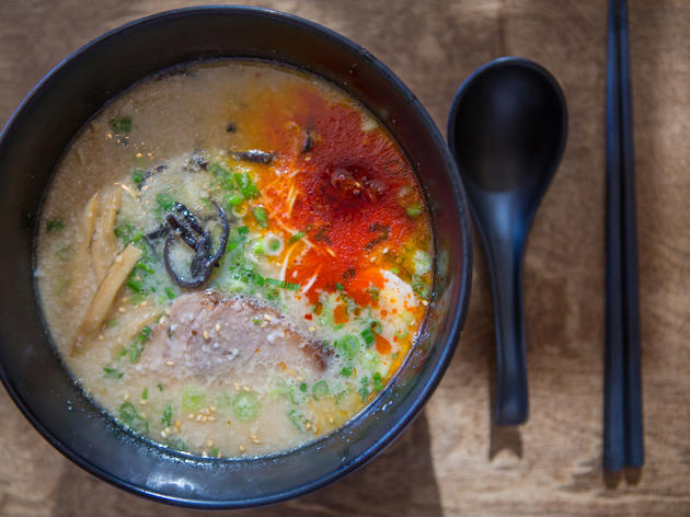 The best ramen in L.A.