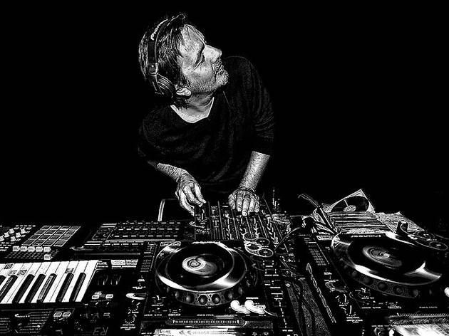 Brunch -In the Park: Laurent Garnier