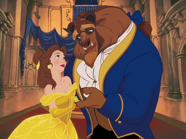 Romantic movie: Beauty and the Beast