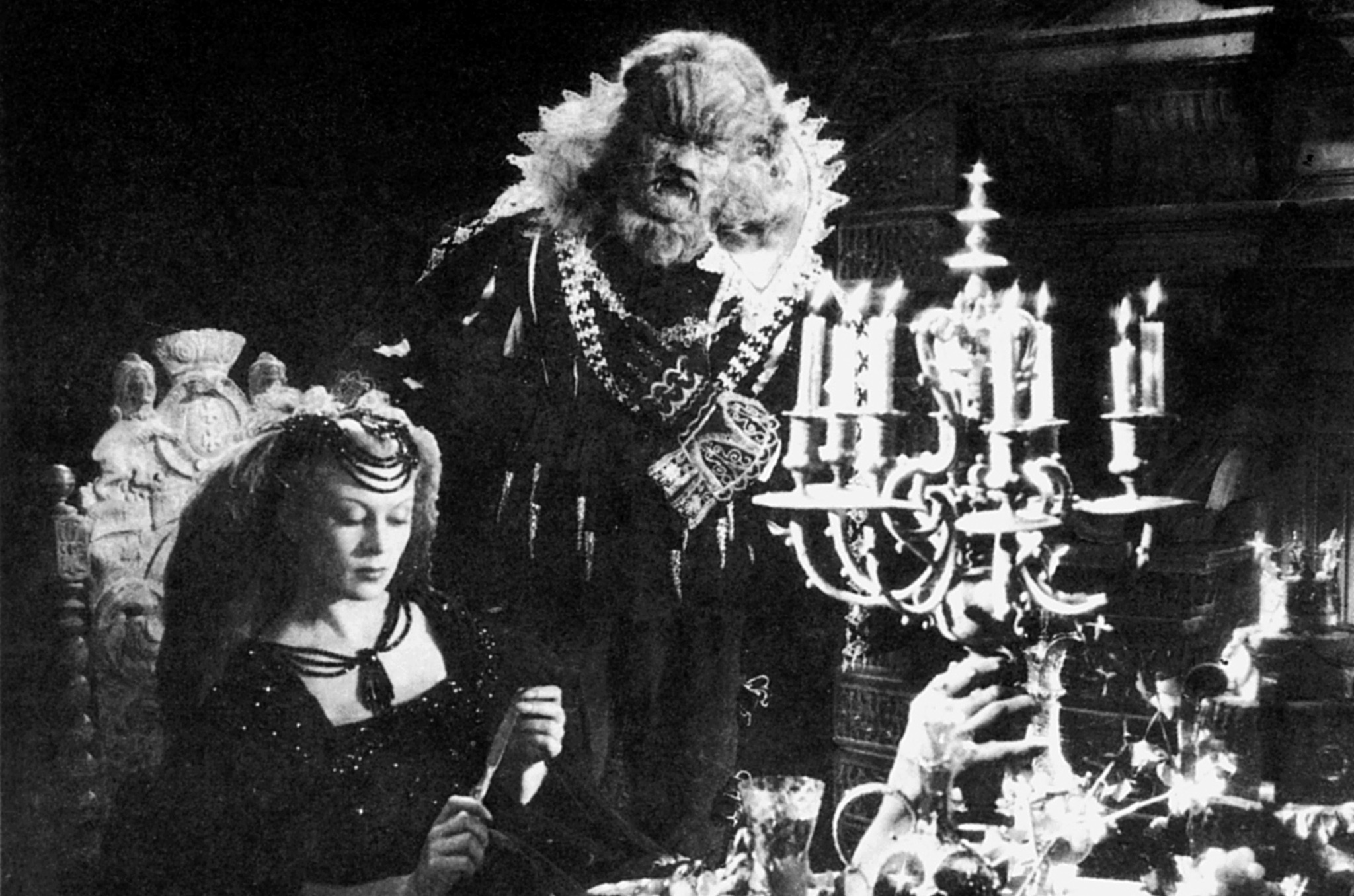 Romantic movie: La Belle et La Bette