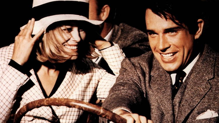 Romantic movie: Bonnie and Clyde