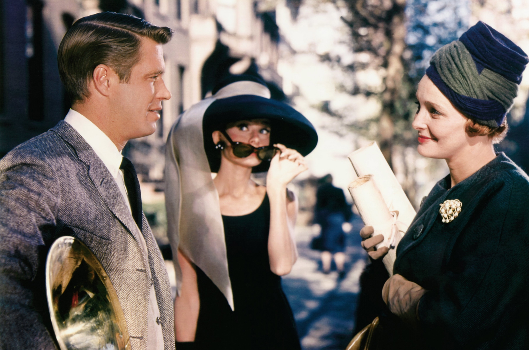 Romantic movie: Breakfast at Tiffany's