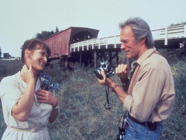 Romantic movie: Bridges of Madison County
