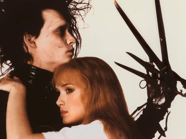 Edward Scissorhands screening