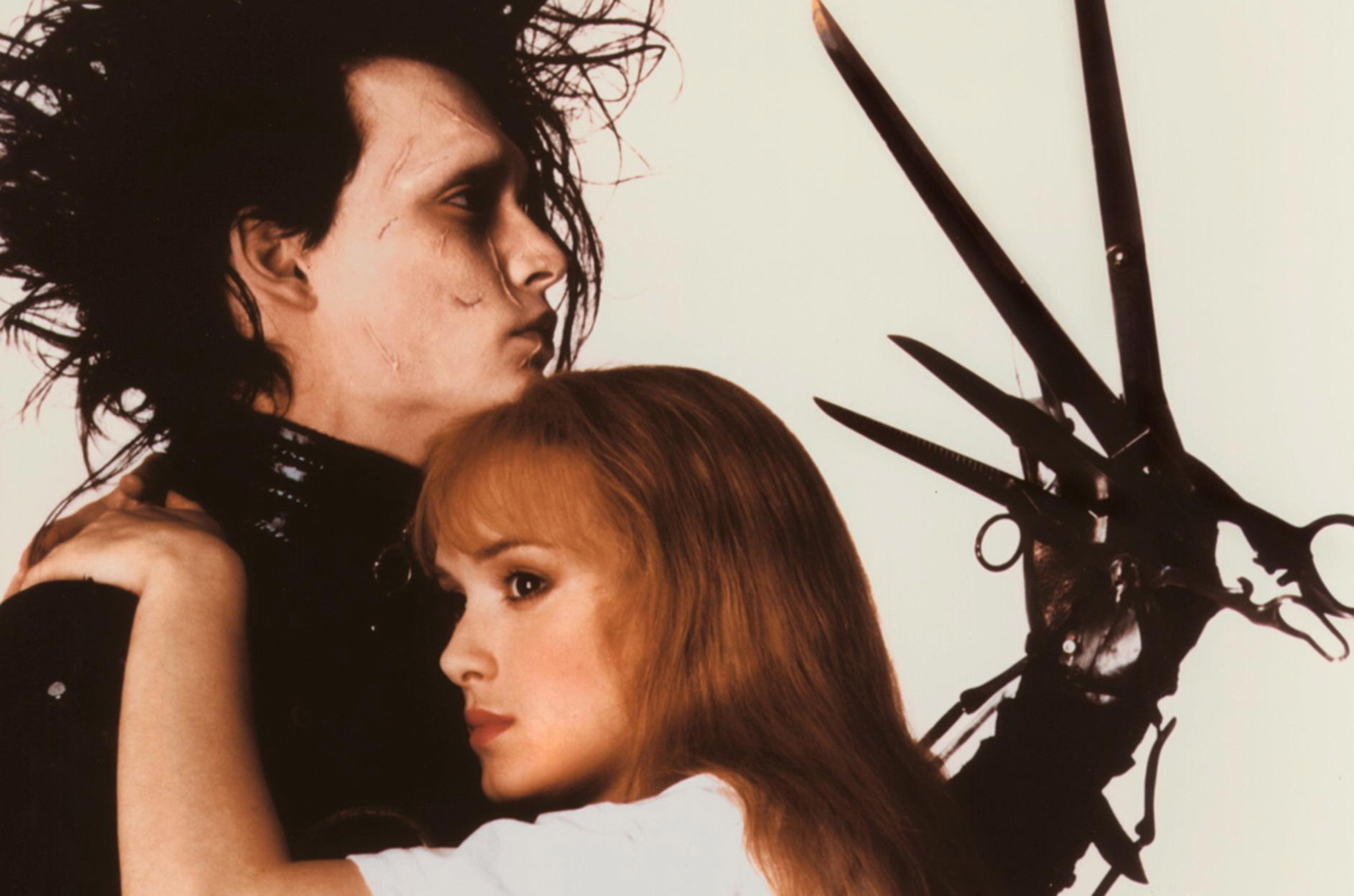 Romance movie: Edward Scissorhands