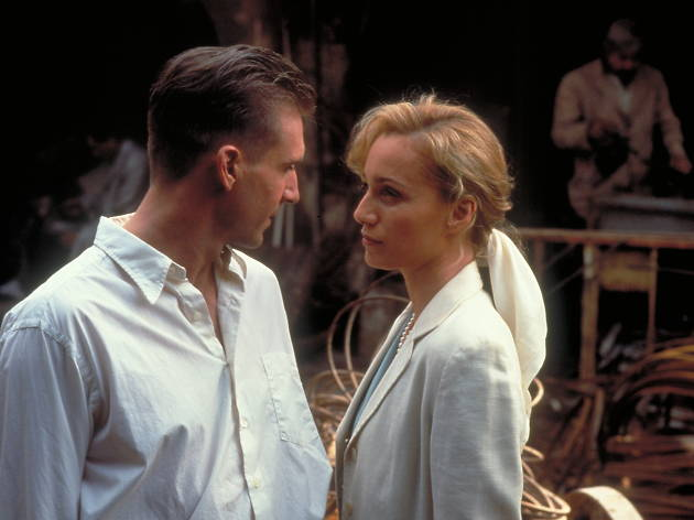 Romance movie: English Patient