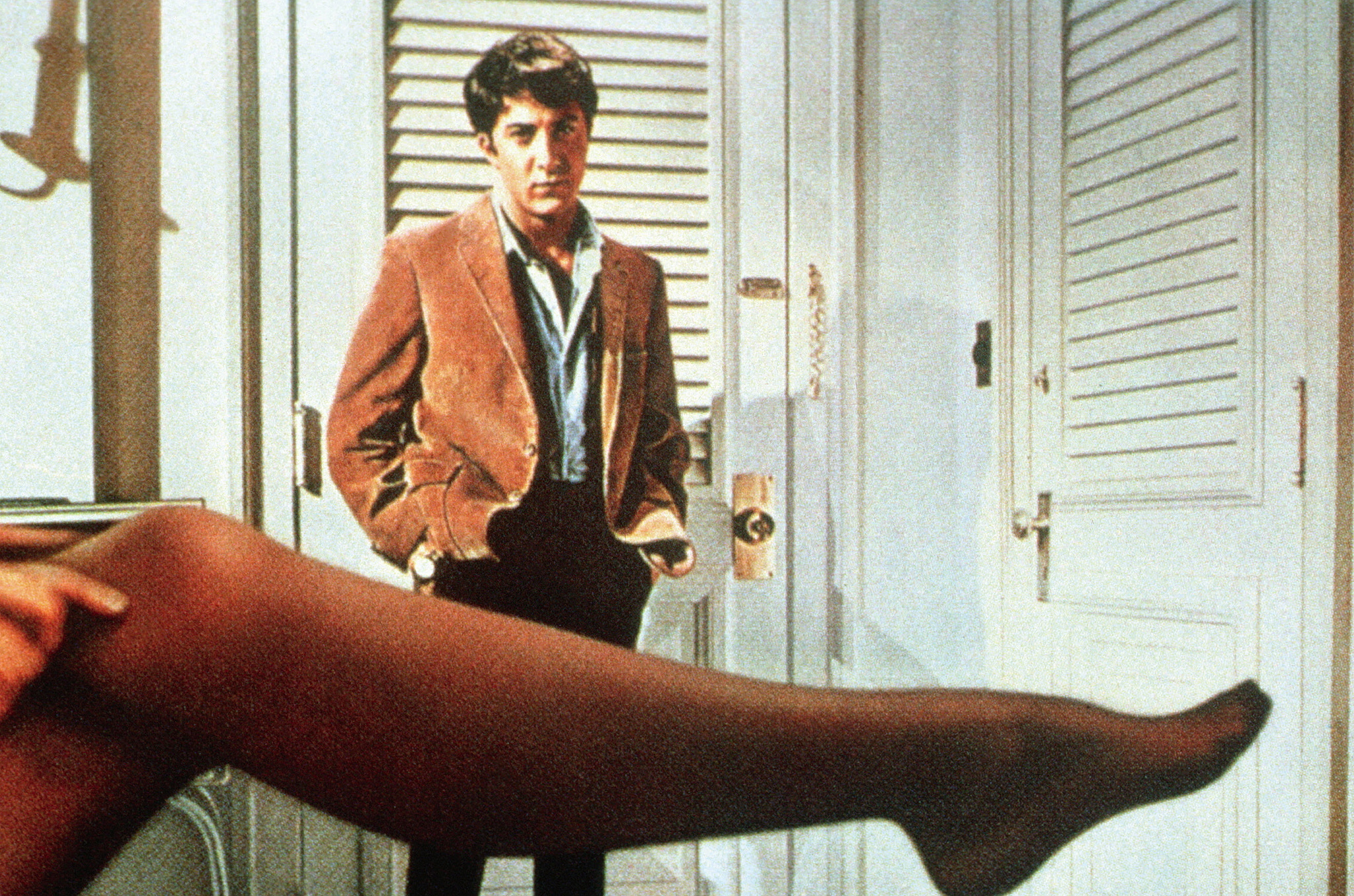 Romantic movie: The Graduate