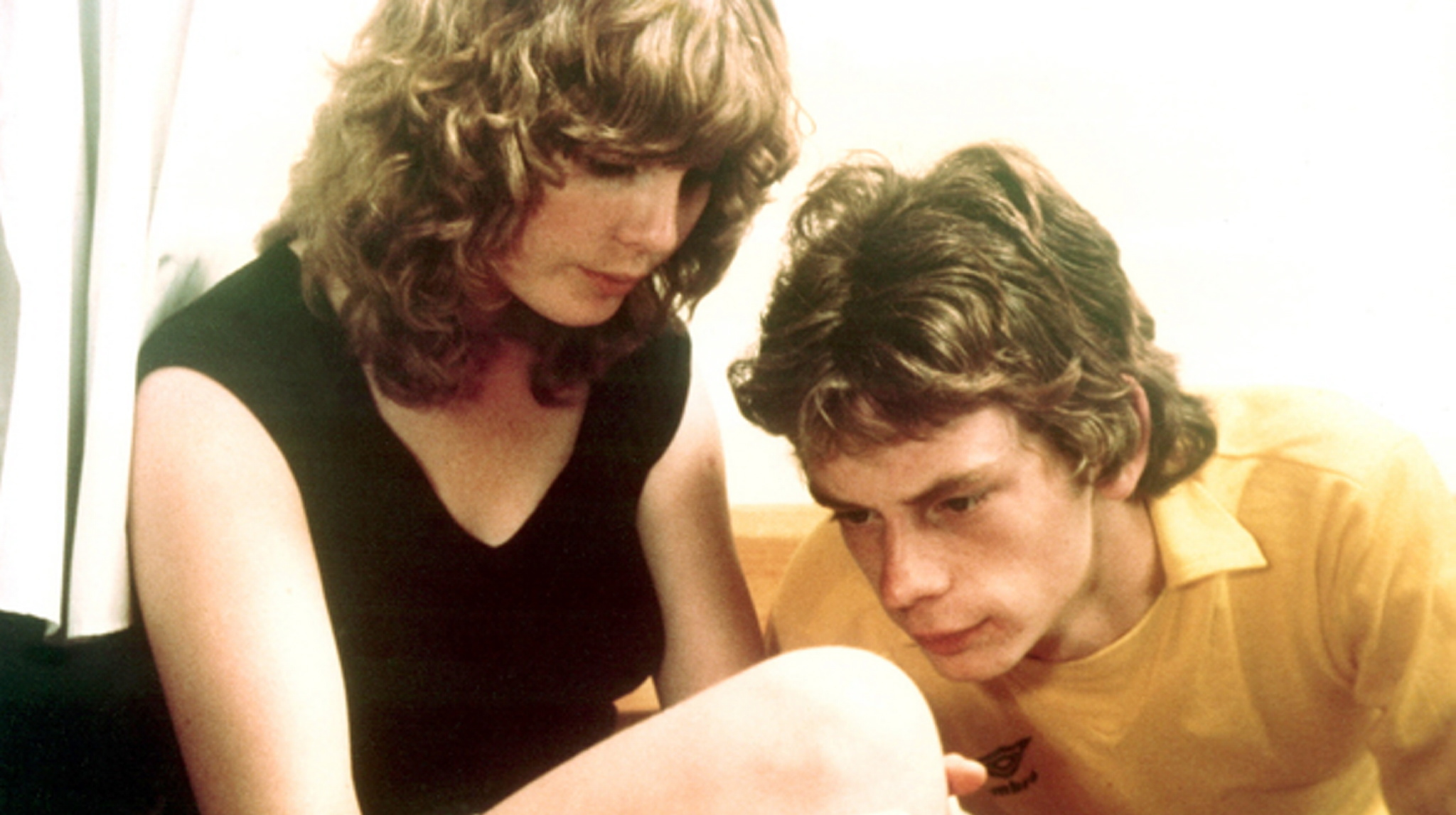 Romantic movie: Gregory's Girl